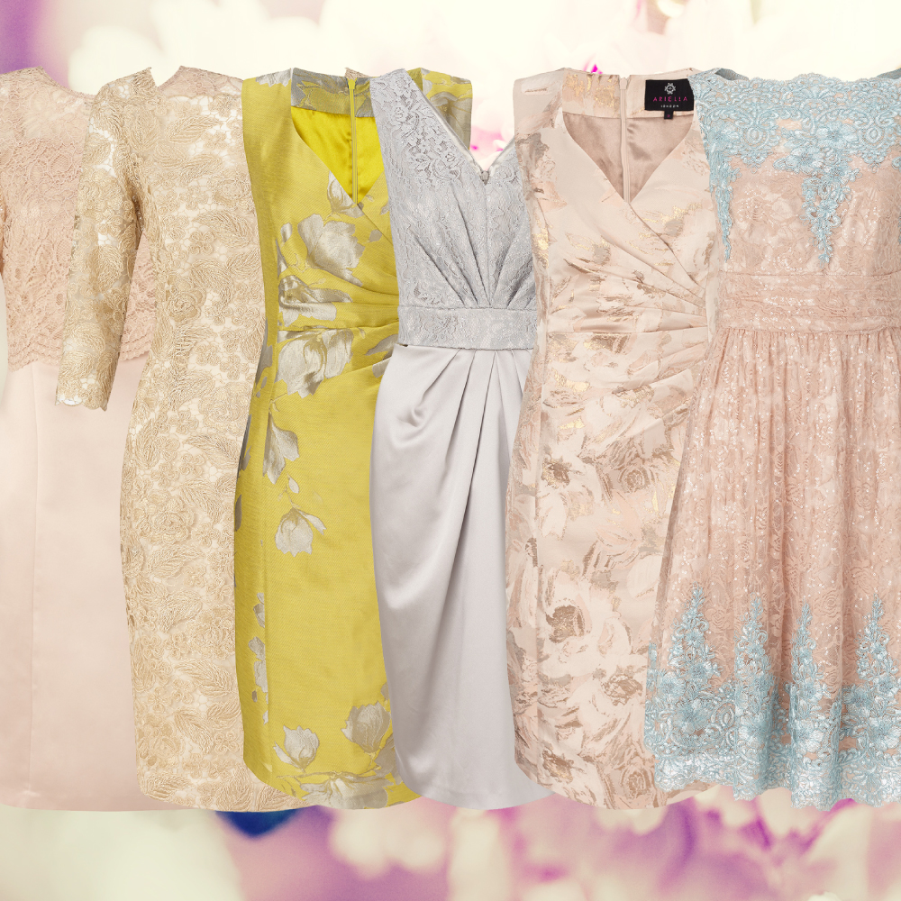 dresses for races