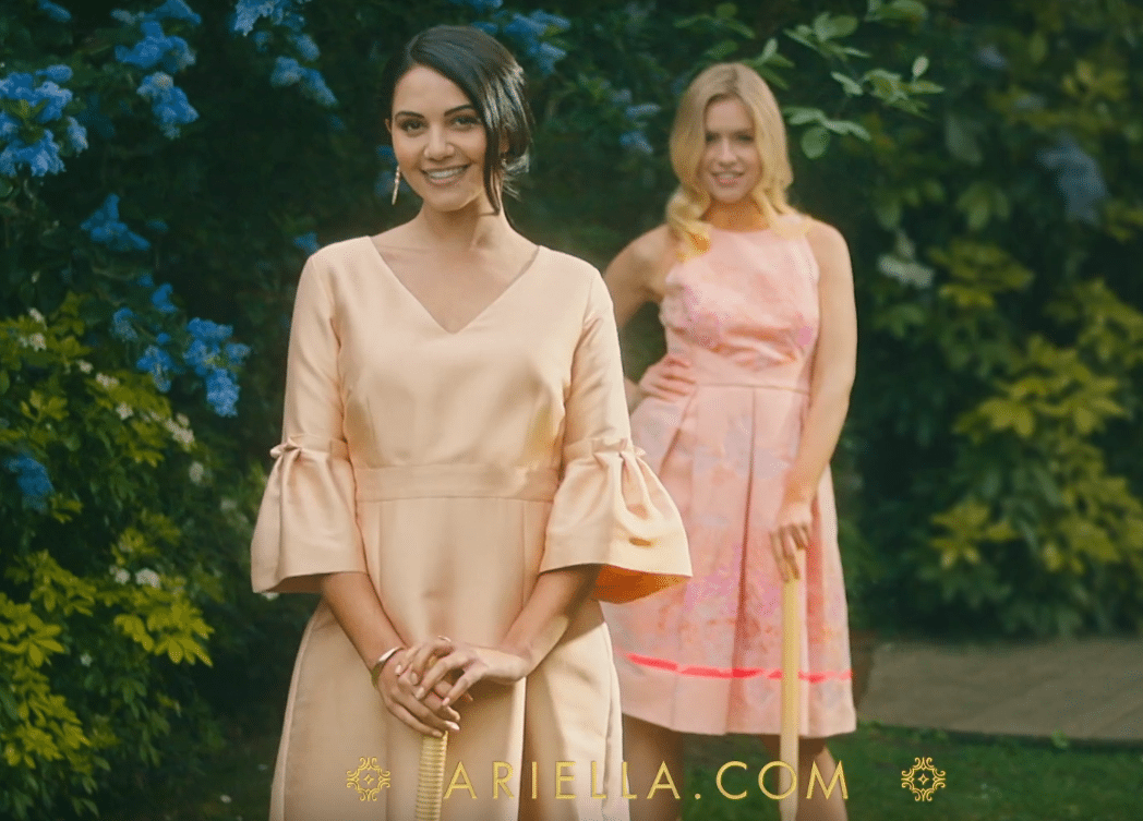 Ariella cocktail and occasion wear